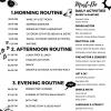BW Summer Daily Toddler Schedule