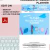 Homeschool Planner Add on7