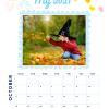 Toddler Calendar 2021