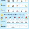 Home School Schedule Preschool Daily Routines10