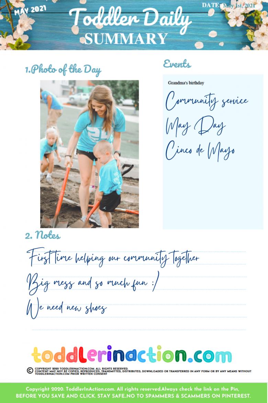 SAHM Toddler Daily Schedule7