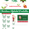 Christmas Activities Printables