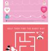 Valentine's Day Preschool Worksheets DIY Cards4